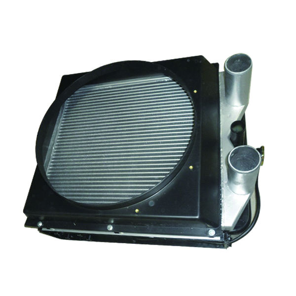 Vehicles Parts 495 Aluminum Radiator Core
