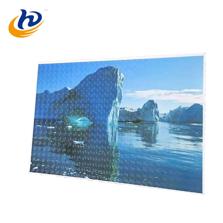 230g instant dry digital inkjet 3d chatoyancy glossy photo paper a4 photo paper for china