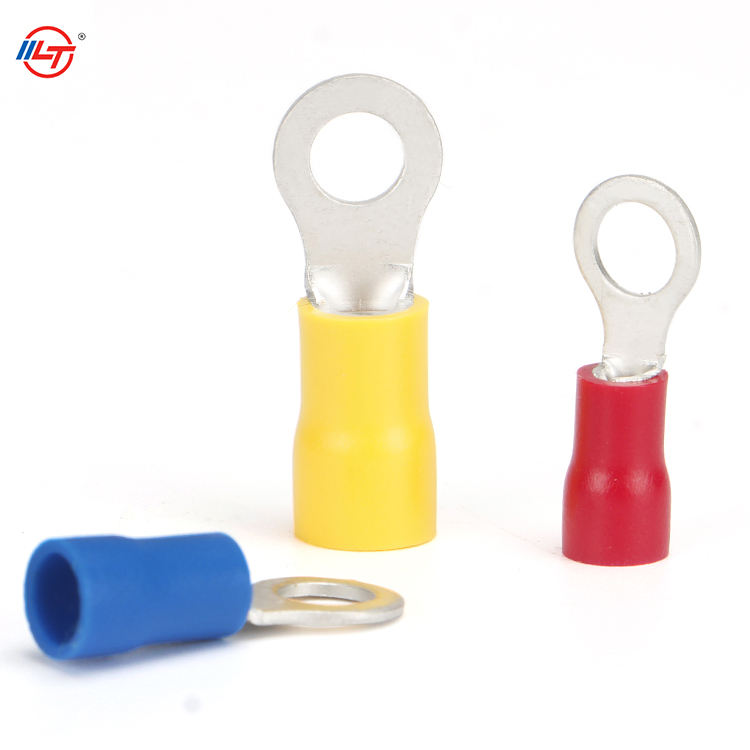 LEXT High Quality Insulated Ring terminal lug for wire connector