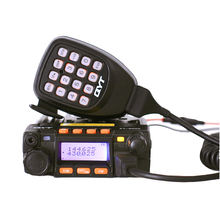 QYT KT-8900 25W VHF UHF mini car mobile base radio vehicle mounted interphone two way radio