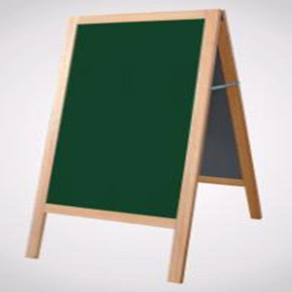 HBD- B School Wooden Support Board Easel