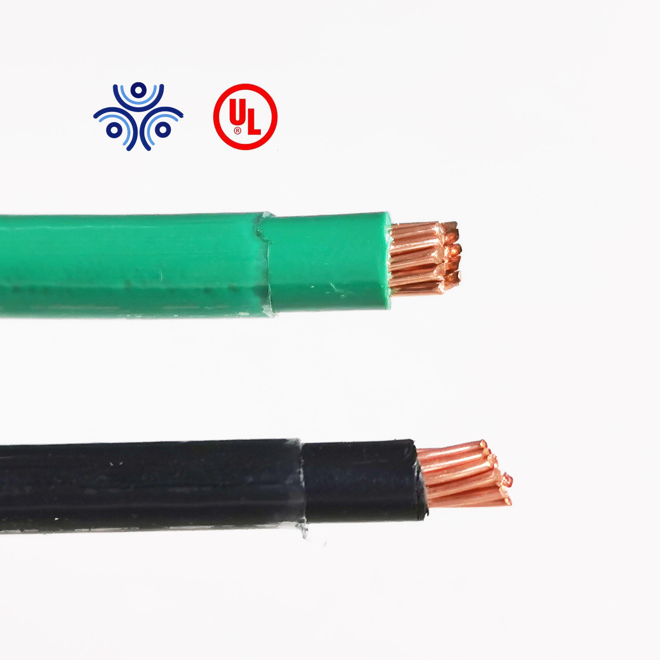 UL Listed Number ZLGR.E468871 8 Awg 10 Awg 12 Awg Thhn/Thwn Electric Wire