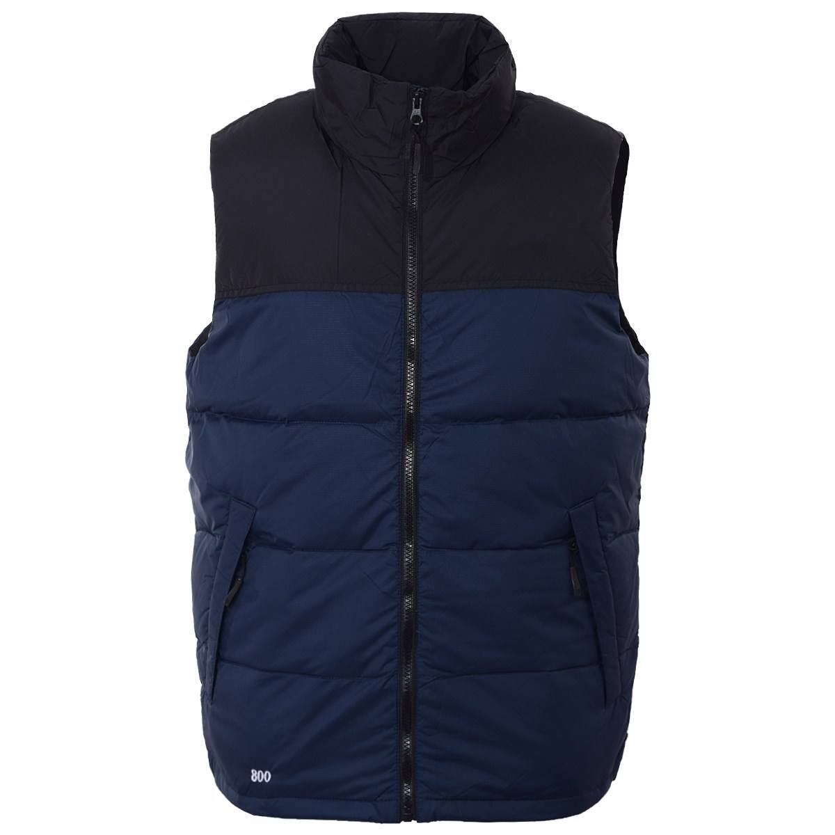 New-Style Lite Weight Winter Puffer Two Panel Men's Padding Vest
