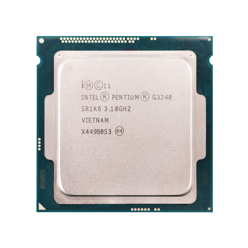 Intel Pentium core G3240 ready stock best offer CPU Warranty 1 years