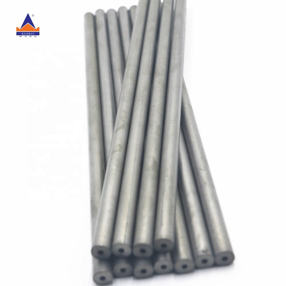 yl10.2 D 10mm*d 3.0mm*330mm tungsten carbide rod with coolant hole
