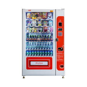 2020 combo drinks and snacks vending machine in Philippine