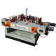 Shandong Linyi Mingding good quality new model 4ft wood veneer peeling machine