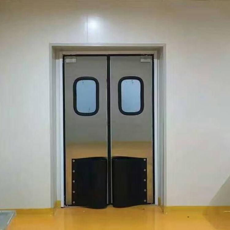 Commercial swinging door