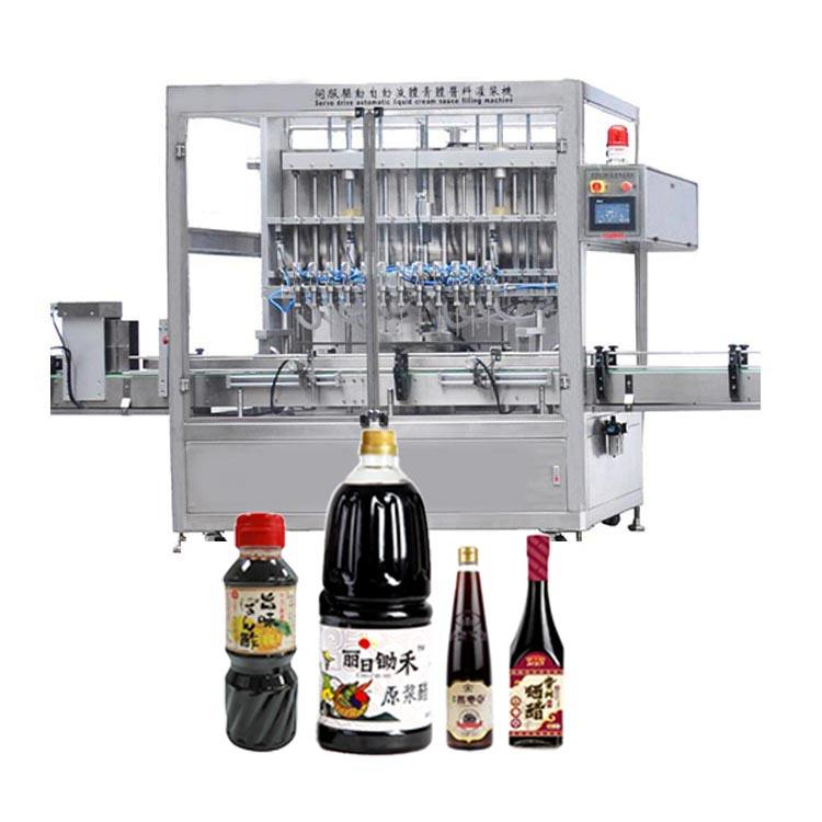 China Manufacturing Best Quality Automatic Cheap Bottling White Vinegar/Spirit Vinegar Liquid Filling Machine