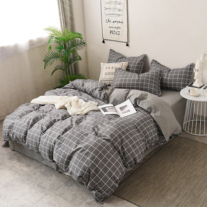Wholesale European simple style comfortable wool bedding set