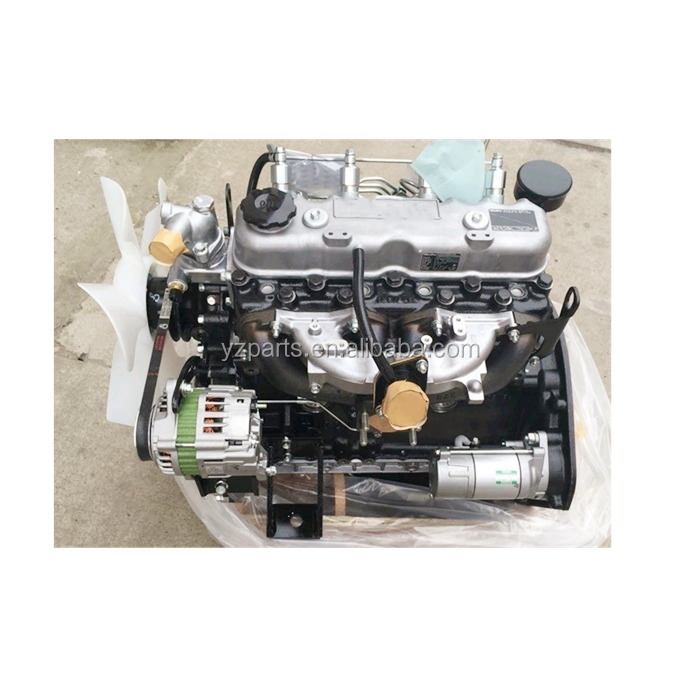 Original Quality for Isuzu C240 3.0 L Diesel Complete Motor Engine In Stock for Forklift Engine Assembly 35.4 kw