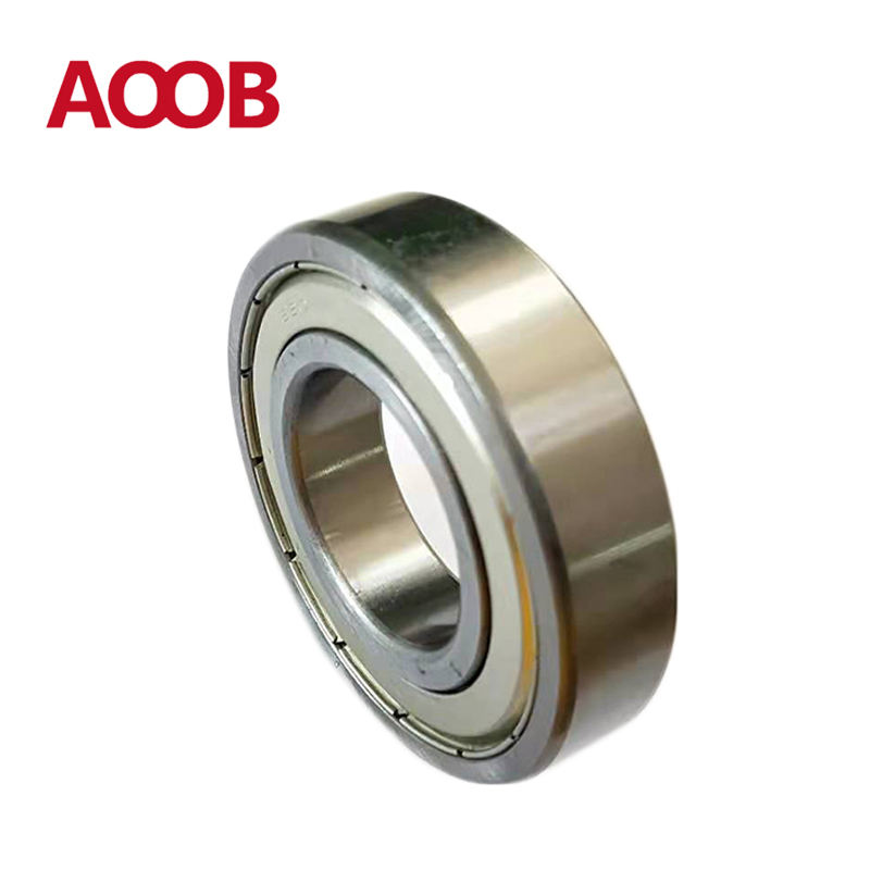 For Construction machinery, Roller skates Good Sale Of AOBO Deep Groove Ball Bearing 6207 ZZ