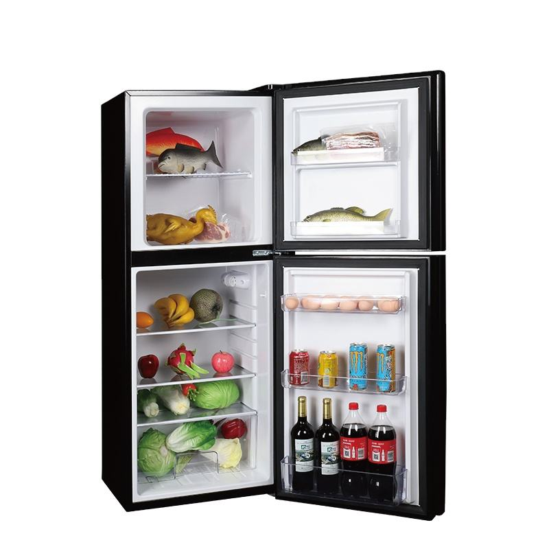 Guaranteed quality proper price brand new vegetable kitchen 2 door cooling refrigerator for sale