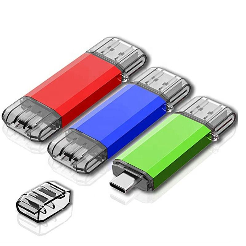 Draagbare Plastic Metalen <span class=keywords><strong>Usb</strong></span> 3.0 Real Capaciteit Twee Manier <span class=keywords><strong>Usb</strong></span> <span class=keywords><strong>Memory</strong></span> <span class=keywords><strong>Stick</strong></span> 128 <span class=keywords><strong>Gb</strong></span>