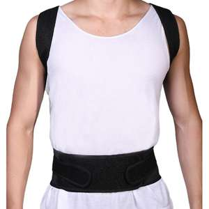 Factory direct selling back correction support brace posture corrector lumbar
