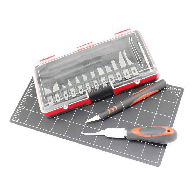 Graphic Customization [ Tools ] Manufore 16pcs Hand Carving Tools Set Kit