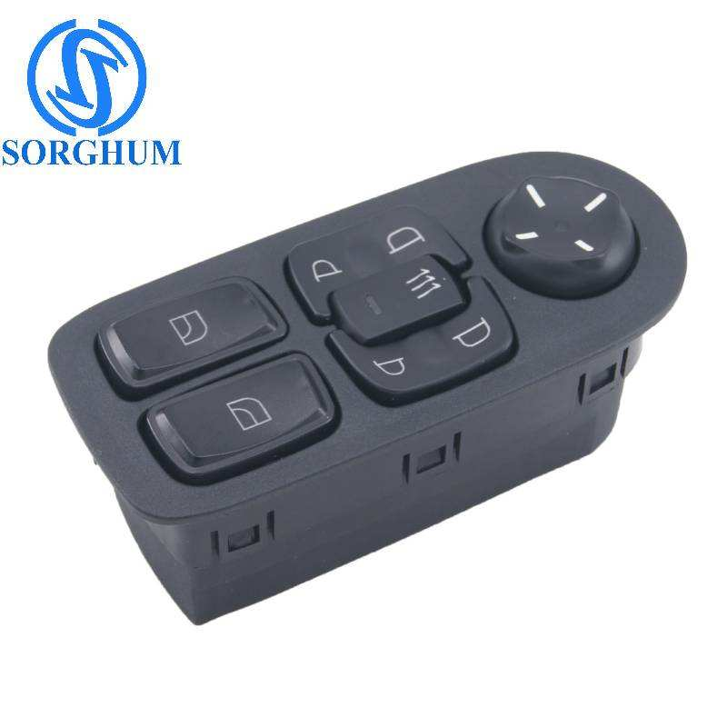 1811131 1811135 NEW car window mirror control button electric Master Power Window Switch Fits For DAF CF/XF Series