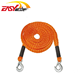 Rope Tow Rope 2000KG 4M Orange Car Towing Rope