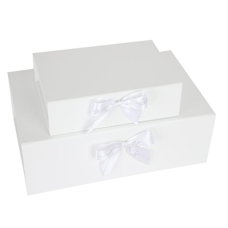 Wholesale gift boxes in stock fast delivery packaging foldable magnetic gift box