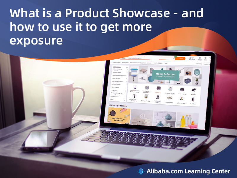 What is a Product Showcase - and how to use it to get more exposure
