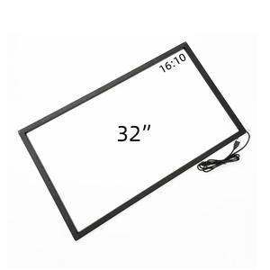 Hight Kwaliteit Factory Direct Supply 32 Inch Ir Touch Screen Aangepaste Interactieve Screen Frame