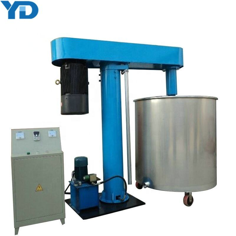 High Speed Disperser for Pigment/ Paint Mixing Equipment