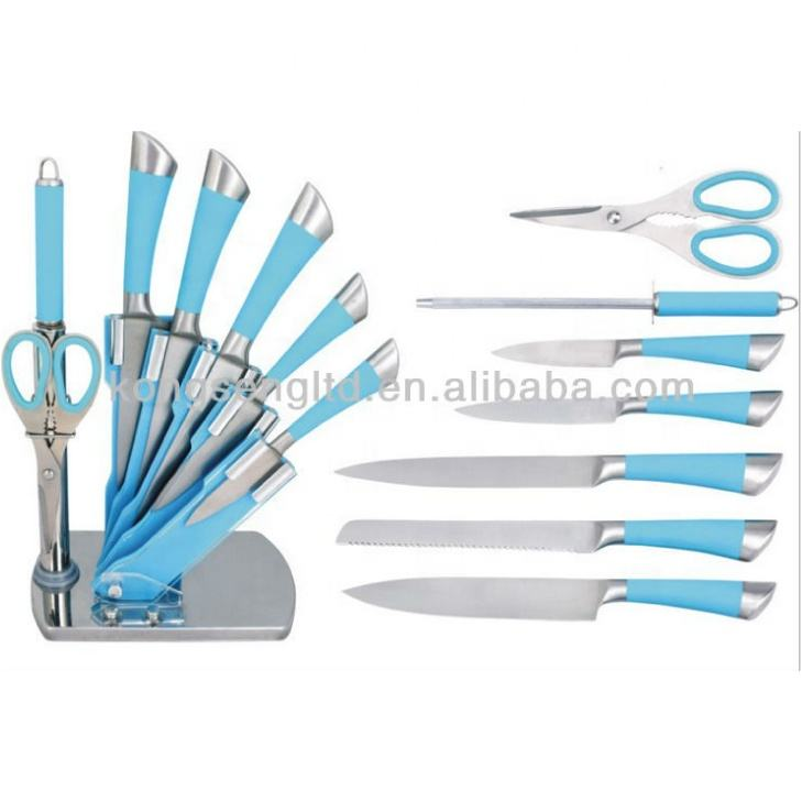 7pcs knives set with holder