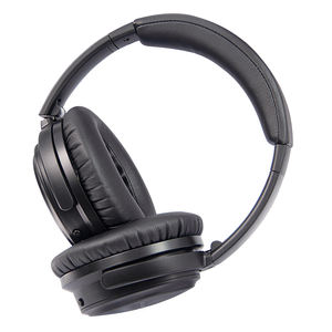 Hot sell USB-C Active Noise Cancelling Headphones Wired stereo Bass Earphones Foldable Over Ear ANC Headset