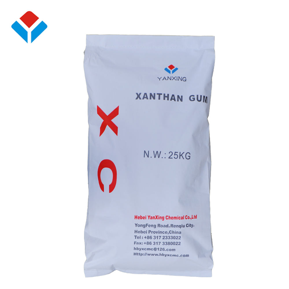 Xanthan Gum Food grade and Oil Drilling Grade for sale