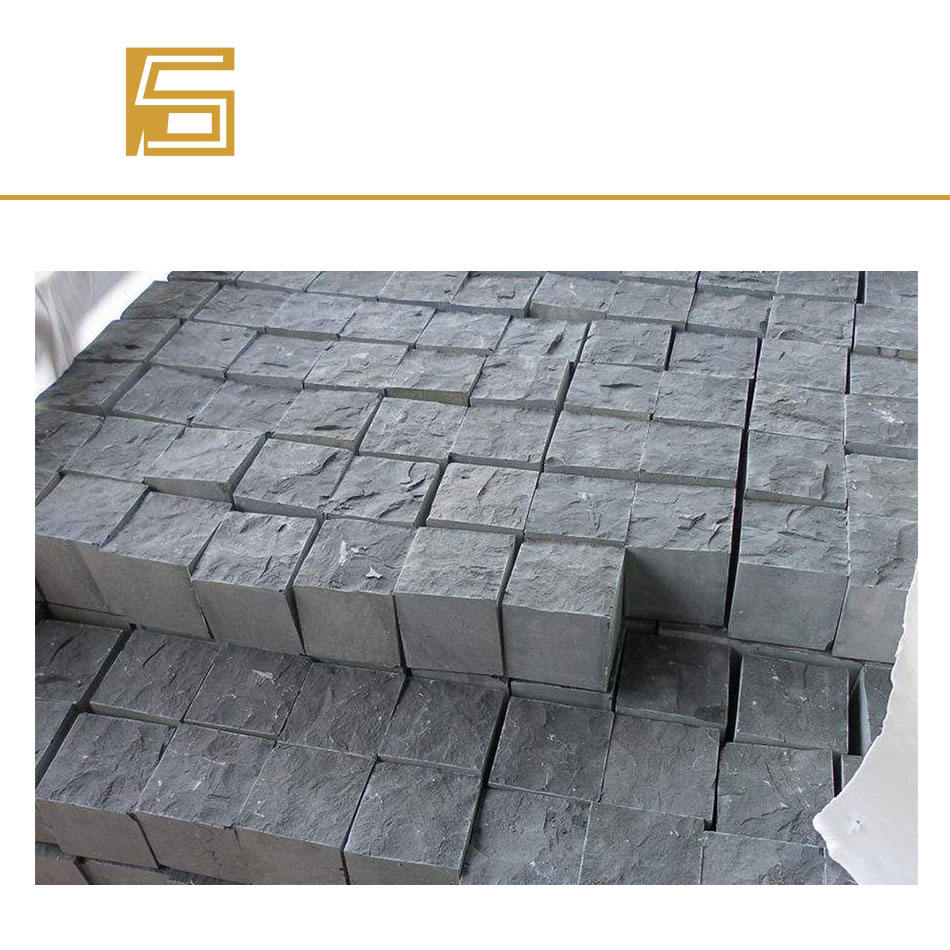 Dark Grey Granite Paving Stone Driveway Paving Granite Block Paved Stone Driveways