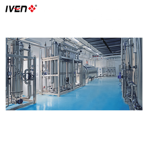 Commercial Ro Water Purification Machine Equipment System And Packing The Bottle
