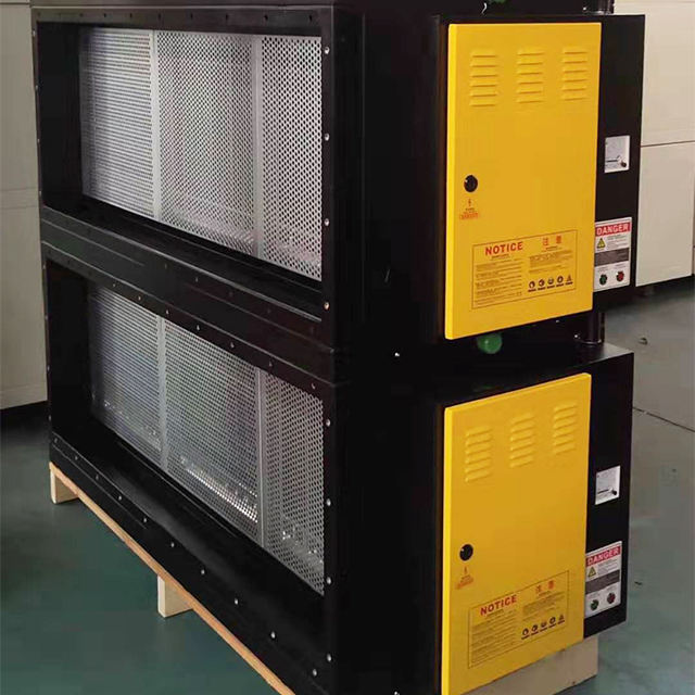 ESP Electrostatic Oil Mist Precipitator Eliminator for Oil Fume Mist Electrostatic Oil Fume Purifier