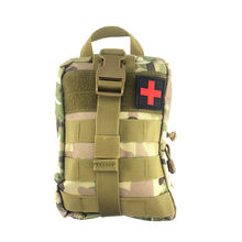 Most popular survival gear kit Tactical first aid kit promotion gift for boy husband outdoor hiking