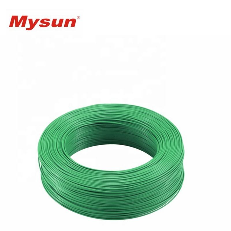 silicone rubber Insulated Non-Sheathed Electric Wire