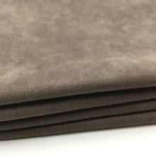 High Quality wholesale waterproof Suede Suede Knit Coat Fabric