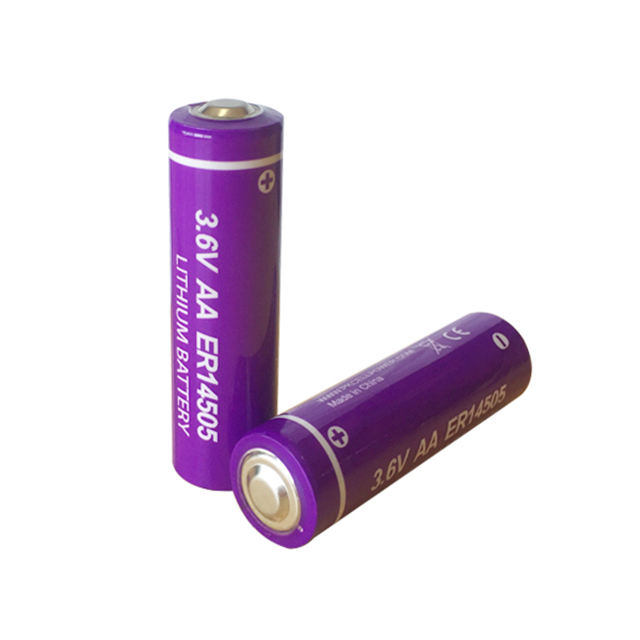 Lithium Primary Battery AA ER14505 LS14500 TL-5903 3.6V 2400mAh ER14250 ER34615