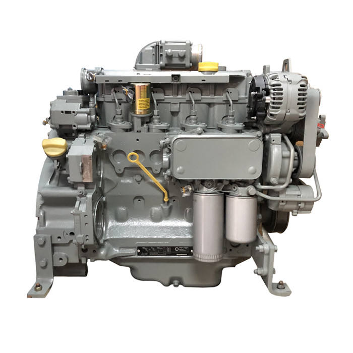 Hot Sale Deutz 4 Silinder 74.9KW 98KW Kembali Con BF4M2012 <span class=keywords><strong>Mesin</strong></span>