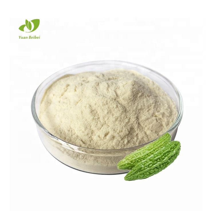 Low Price Organic Water Soluble Bitter Melon Extract Bitter Gourd Powder