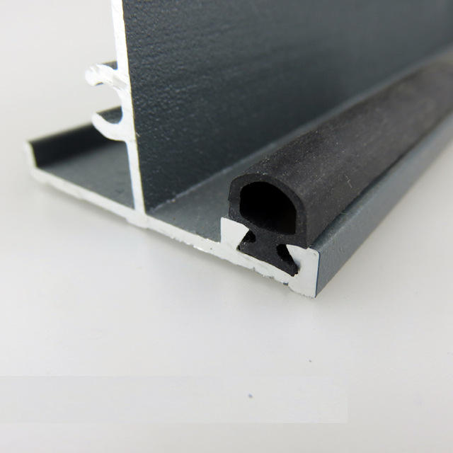 extrusion black aluminum window rubber seal gasket