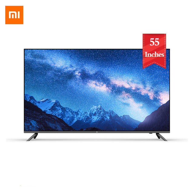 Xiaomi Mi <span class=keywords><strong>TV</strong></span> 4 55 Pollici Full HD Display 3840*2160 Reale 4K 2GB 8GB <span class=keywords><strong>64</strong></span> bit 4 Pietra Processore PatchWall di Smart <span class=keywords><strong>TV</strong></span> LED