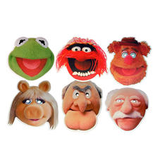 The Muppets Party Animal Face Mask Wholesale