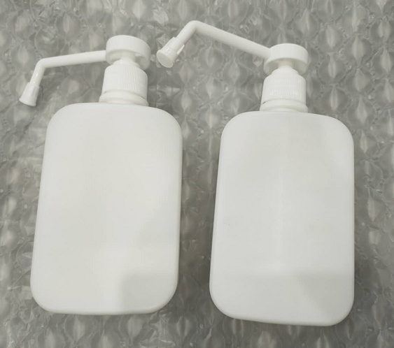 16oz 32oz high quality Hand wash/sanitizer/liquid soap/Disinfection white square bottle