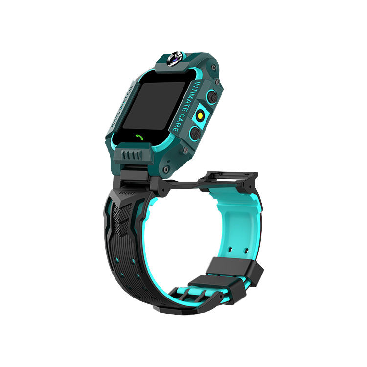 2019 Hot Selling 1.4 inch Q12 Q88 Kids Smart Watch support sim card SOS IP67 Waterproof Smart Phone Children Watch