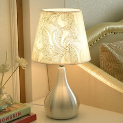 Direct manufacturers supply luxury modern table lamps for bedroom living room furniture