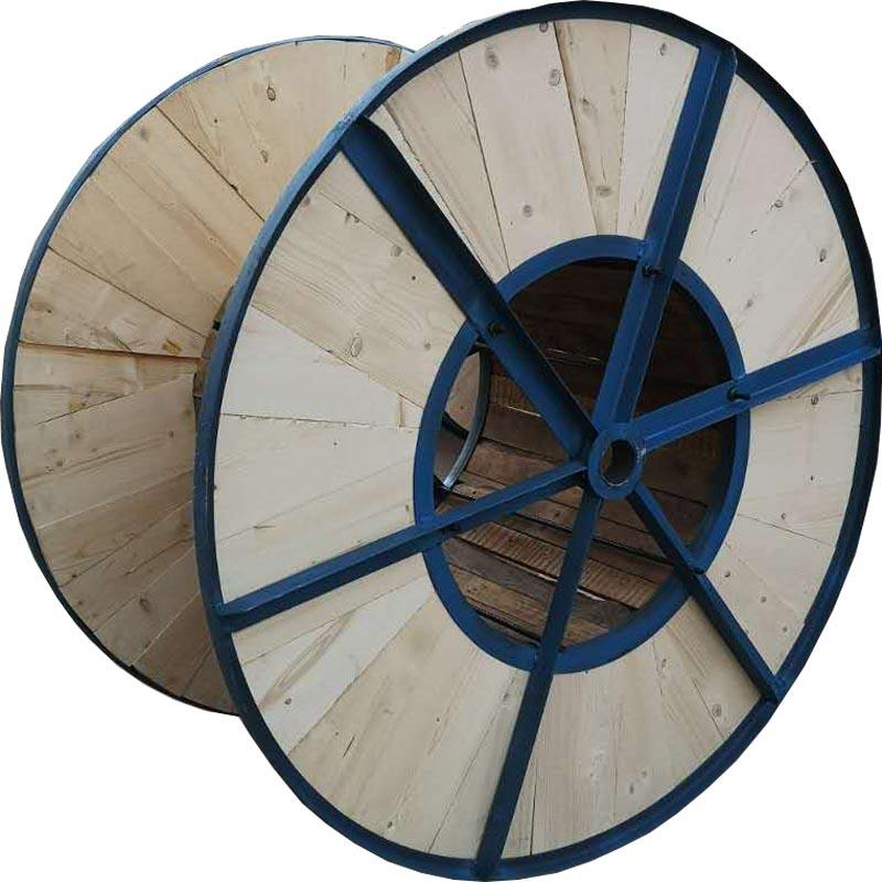 empty large wooden cable spools / cable drum/cable reel for sale