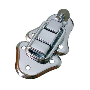 Produk China Alat Display Hard Case Kayu Logam Penerbangan Koper Lock Latch