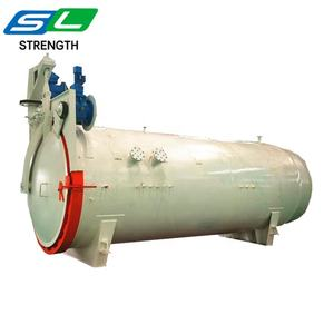 Horizontal composite autoclave with good price