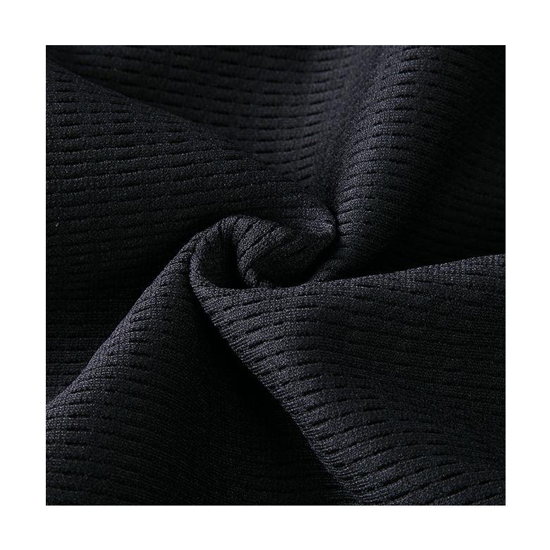 Yüksek kaliteli % 100% naylon spandex çözgü örme streç örgü kumaş için özel olarak uluslararası perakendeciler