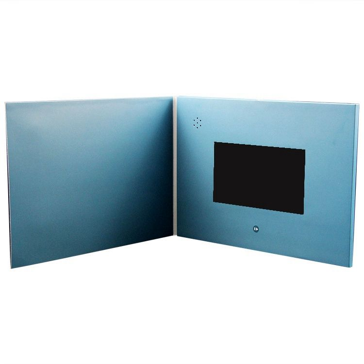 "Best Quality 2.4"" 4.3"" 5"" 7"" 10.1"" inch LCD Screen Customization Birthday Business Invitation Video Brochure"