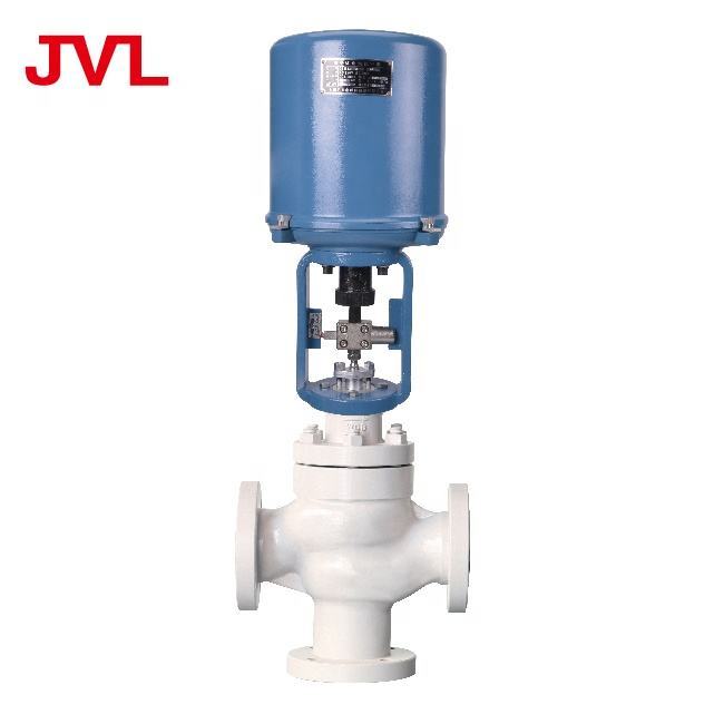 Valve Control Valve Oil Gas Steam Flow Control Electric Regulating Valve